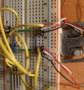 Breadboard Load Cell
