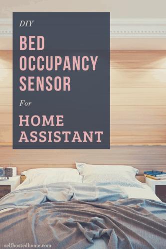DIY Bed Occupancy Sensor