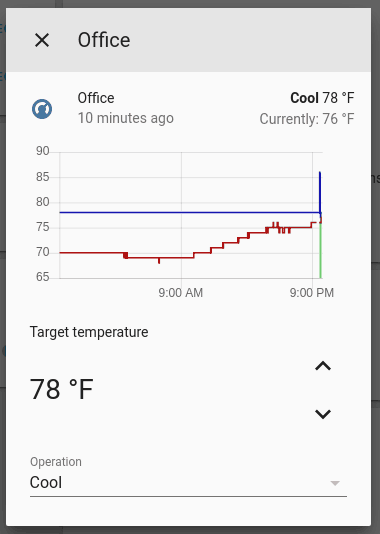 Automating a Multi-Speed Ceiling Fan with Home Assistant - Self