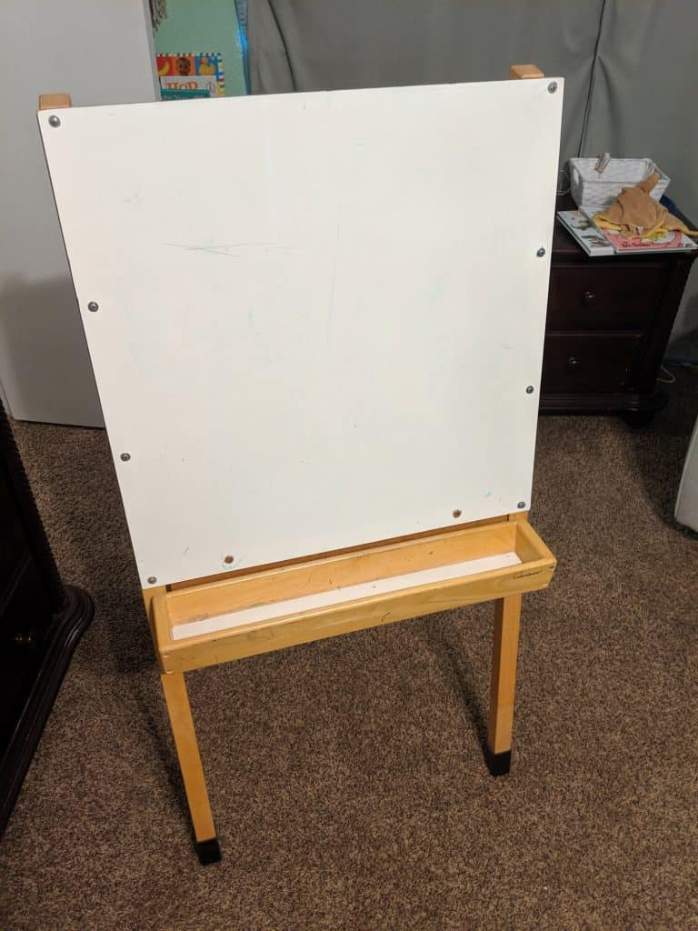 Easel Front