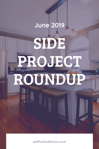 June Side Project Roundup