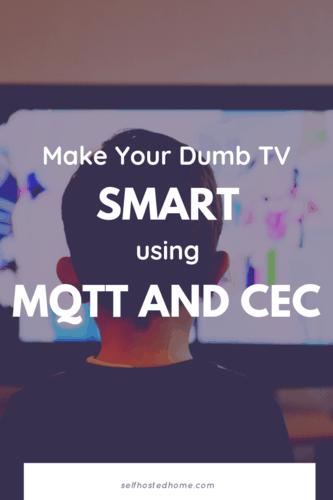 TV CEC MQTT