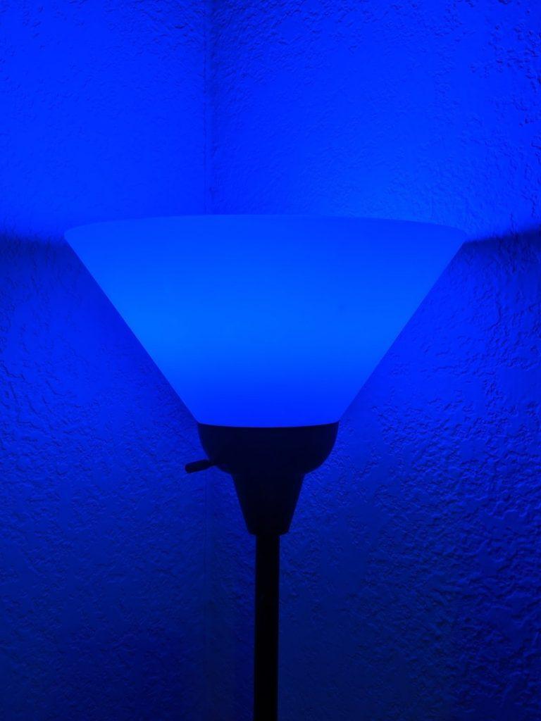 Aeotec Z-Wave ZWA002 Bulb Blue