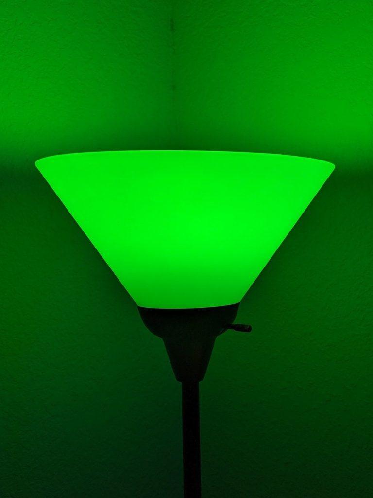 Aeotec Z-Wave ZWA002 Bulb Green