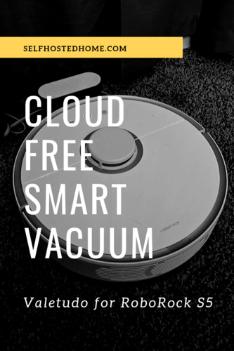 Cloud Free Smart Vacuum